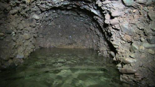 Un túnel bloqueado