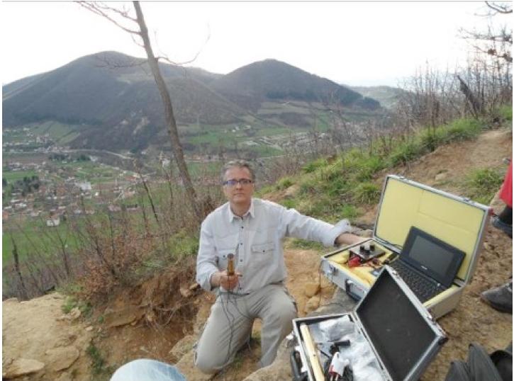 El ingeniero electrónico Goran Samoukovic