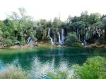 Bosnian waterfall