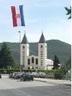 Medjugorje, sitio de la Virgin Maria