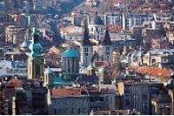 Sarajevo, la capital de Bosnia-Herzegovina