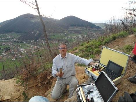 El ingeniero eléctrico serbio Goran Samoukovic