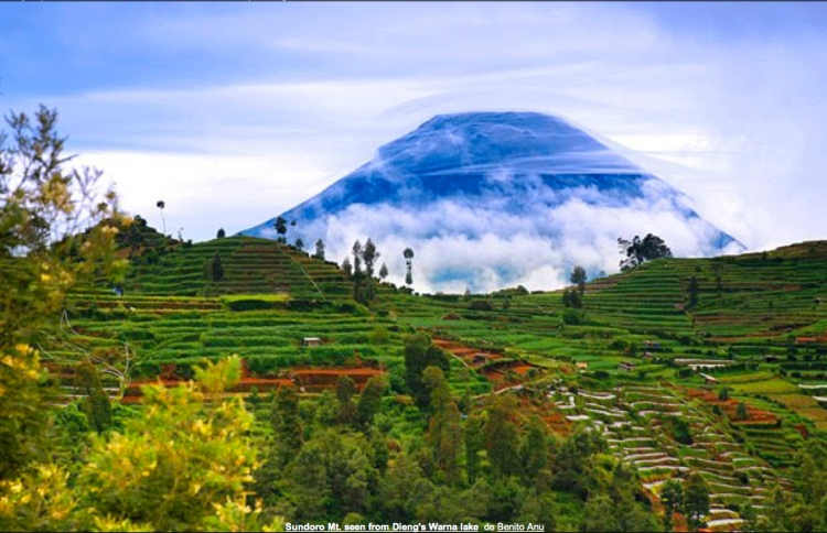 Mount Sundoro - Central Java