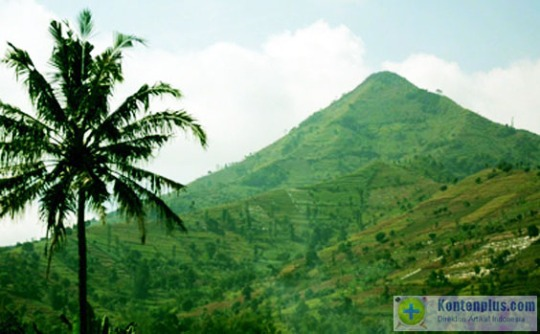 Mount Sadahurip - Garut