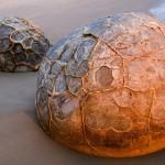 "Las Misteriosas Esferas de Piedra ""MOERAKI"" de Nueva Zelanda"