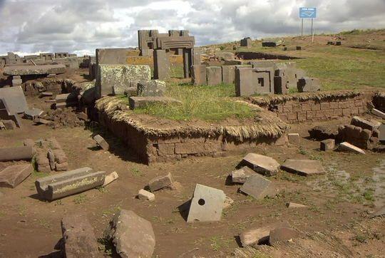 Ruinas de Puma Punku