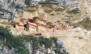 Revash Mausoleo de los Chapapoyas