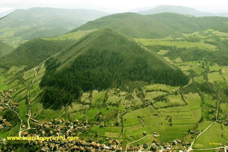 Pirámide del Sol de Bosnia