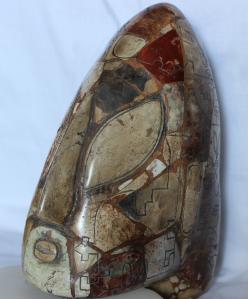 Cabeza E.T. frontal derecha de 23cm de alto