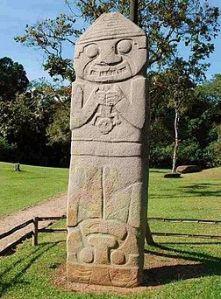 Del Parque de San Agustín - Colombia