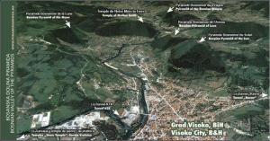 El Valle de las Pirámides de Bosnia