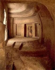 El Hipogeum Saflieni  – Malta