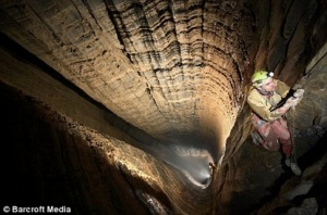 Cueva de Tian Xing en China