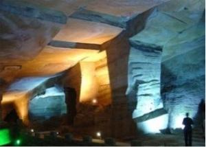 Cuevas y grutas de Longyou -China