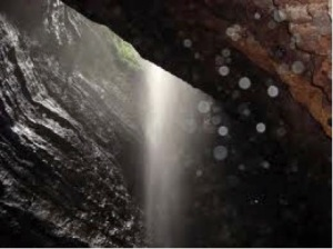 Entrada a la cueva de los Tayos