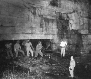 La cueva de los Tayos-Ecuador