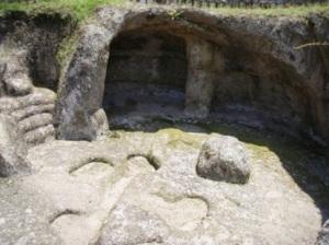 La Hipogea - Una antigua tumba pre-colombiana