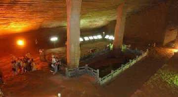 Se dice, que entre ellos se encuentran siete cuevas cuyo patrón de distribución se asemeja a la de las siete estrellas de la Osa Mayor. ( 2 )