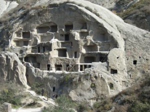 Ruinas Guyagu –Yanqing - China