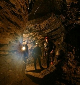 Túnel de KTK en Visoko - Bosnia y Herzegovina