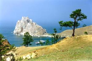 El lago Baikal - Rusia