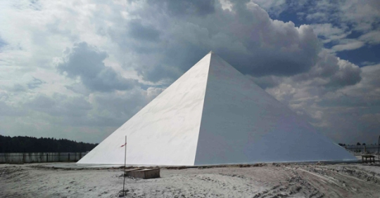 La nueva pirámide de Tomsk