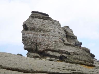 La esfinge de Bucegi