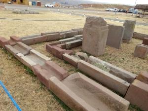Formaban parte de un sistema de aqueductos?