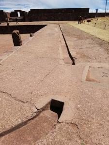 Antiguos sistemas de drenajes