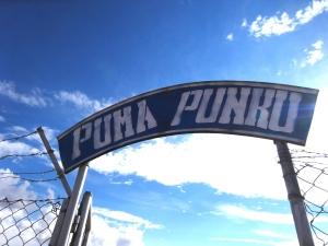 Entrada a Puma Punku