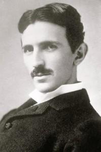 Fotografía de Nicola Tesla