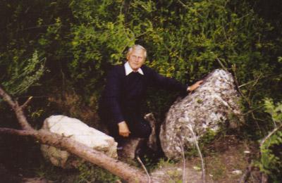El profesor asistente Vitaly Anatolevich Gohom