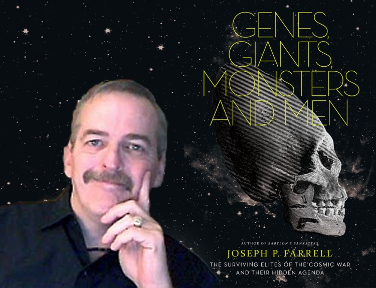 """Uno de sus libros:  """"Genes, Gigantes, Monstros y Hombres"""""""