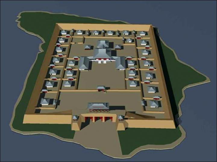 Una reconstrucción de Por-Bajin