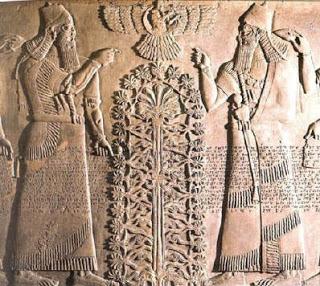 2 reyes que gobernaron durante 64.800 años. El árbol de la vida Sumerio.