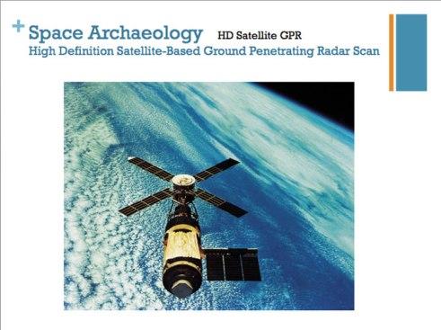 F.Resultados del GPR 2008 tomando muestras en situ. El sistema de radar llega a penetrar hasta 3.200 m debajo de la tierra.
