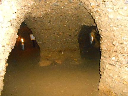 Underground Labyrinth Ravne.JPG