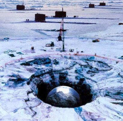 Hay más cosas en el cielo y en la Tierra -Oficial Ruso-existen maquinas e.t. bajo la tierra.jpg