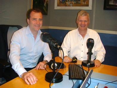 Pedro R and Semir at ABC Radio.jpg